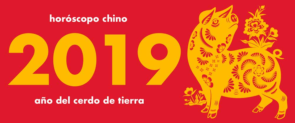 2019: Año del Cerdo de Tierra en el Horóscopo Chino 1