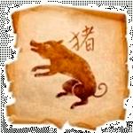 Cerdo - Animal secreto del Horóscopo chino