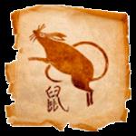 Rata- Animal secreto del Horóscopo chino