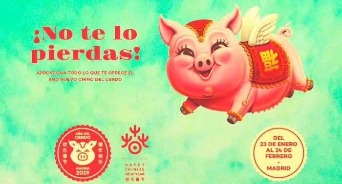 2019: Año del Cerdo de Tierra en el Horóscopo Chino 4