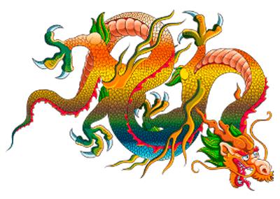 el horoscopo chino - LOGO DRAGON